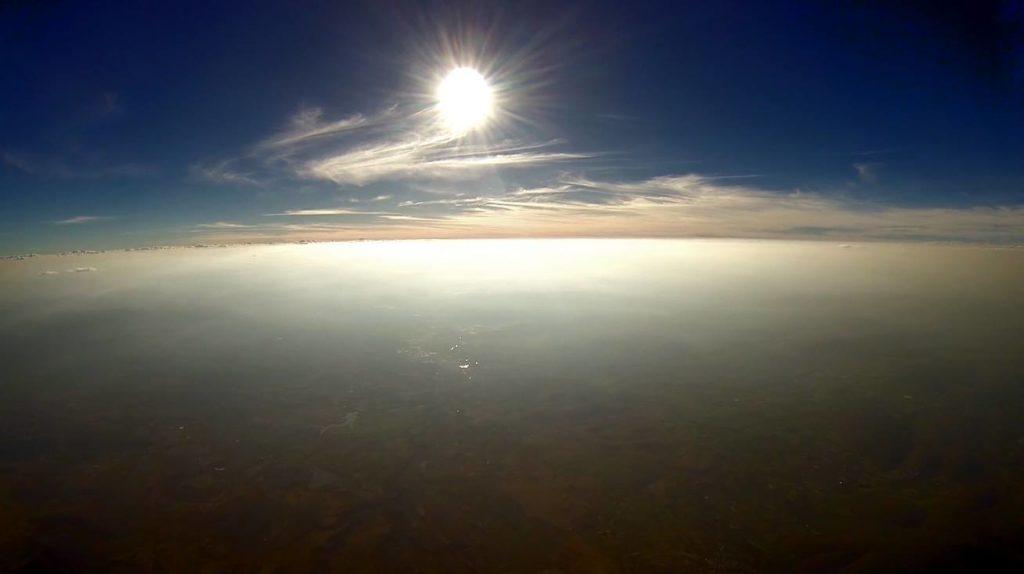 Volar y paracaidismo