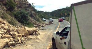La Secretaría de Comunicaciones y Transporte (SCT), aseguró que todas las carreteras funcionan al 100 por ciento en las zonas dañadas por sismo.