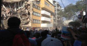 Autoridades investigan a constructoras por derrumbes tras el sismo y comienza a surgir evidencia de fallas en las construcciones.