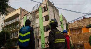El gobierno federal y el de la Ciudad de México presentan programas financieros para reconstrucción de la CDMX tras sismo.