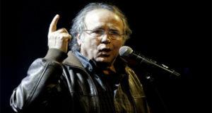 Serrat pide diálogo a Puigdemont y Rajoy