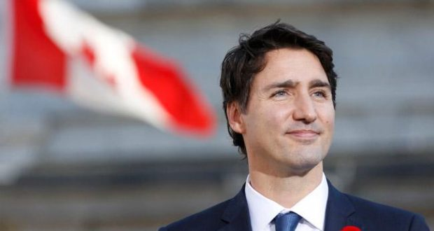 Visita de Justin Trudeau a México