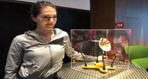 Mexicanos ponen a la venta un brassier capaz de detectar indicios de cáncer