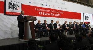 En este año el Buen Fin llega en el momento justo para reactivar la economía luego de los desastres que ocasionaron los sismos de septiembre pasado.