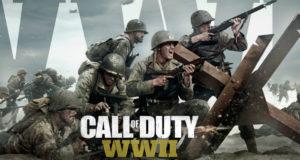Se revela el peso exacto para por descargar el formato digital del juego Call of Duty WWII a través de la tienda oficial de Xbox