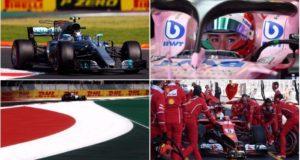 Comienzan en la CDMX los ensayos libres de la Fórmula 1