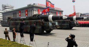 Corea del Norte y EUA continúan sin lograr un acuerdo diplomático acerca del uso de misiles