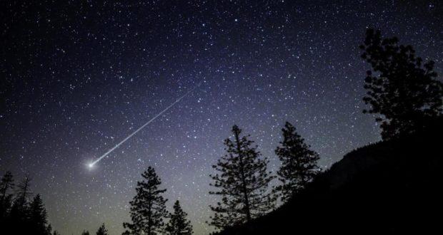 Este fin de semana se producirá la lluvia de estrellas Oriónidas