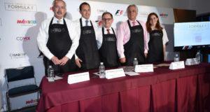 Se anunció fecha de conclusión del evento culinario El Sabor de la Fórmula 1