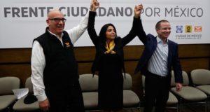Frente Ciudadano, PAN, PRD, MC
