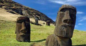 Estudio especifica el origen de los habitantes de la isla de Pascua