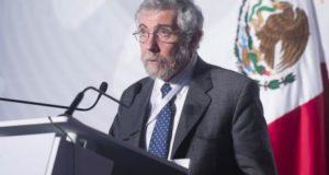 Terminar con el TLCAN generaría consecuencias similares a las que presentará la Unión Europea y Gran Bretaña con el Brexit, destacó el premio Nobel de Economía Paul Krugman.