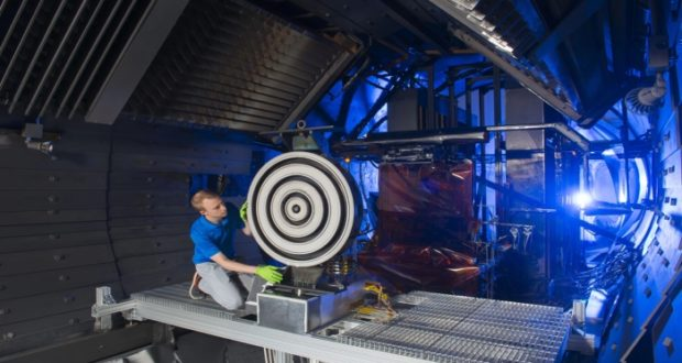NASA realiza la primera prueba del motor que usará para enviar al hombre a Marte [Video]