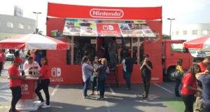 Esta fue la experiencia que ofreció Nintendo Switch Sobre Ruedas por el lanzamiento de Super Mario Odyssey