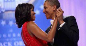 Barack Obama sorprende a su esposa con un mensaje por su 25° aniversario de bodas