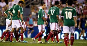 Selección Mexicana desciende dos puestos en el ranking de la FIFA