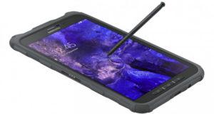 Samsung está por lanzar su nueva tableta que cuenta con un grado de resistencia alta.