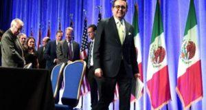 México reacciona y manda contrapropuesta a Estados Unidos para TLCAN y modificar los términos de la cláusula denominada como sunset.
