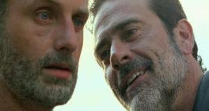 AMC liberó un nuevo teaser anunciando próximamente el estreno de la octava temporada de The Walking Dead.