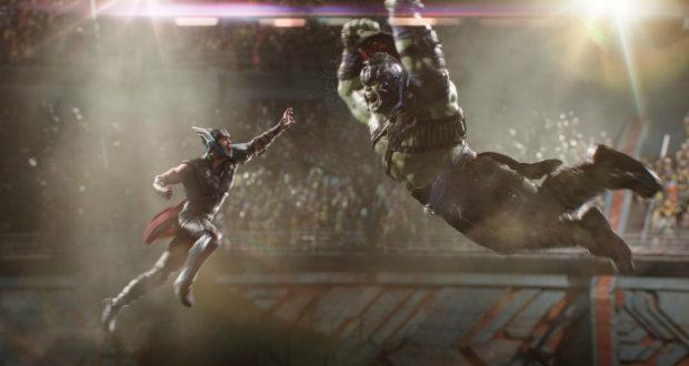 Compañías responsables de la producción de la película de Thor Ragnarok tendrá éxito.