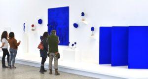 Yves Klein en el MUAC