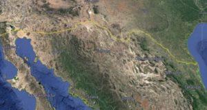 Una entidad emergente se caracteriza por un ciclo inmobiliario en consolidación/Imagen: Google Earth