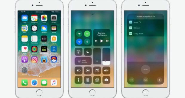 Te enunciamos cinco aditamentos que fueron agregados al sistema operativo de Apple iOS 11