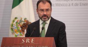 Videgaray hablara con representantes del gobierno de EUA sobre TLCANy Dreamers/Imagen: El Sol