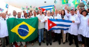 La rebelión de los medicos cubanos en brasil