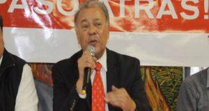 Congelan cuentas de Alberto Anaya, dirigente del PT