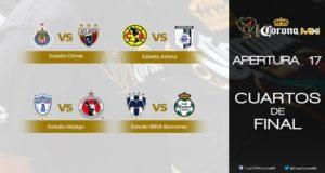 America, Chivas, Xolos y Rayados avanzaron a cuartos de final