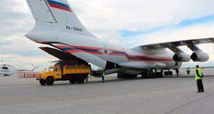 La ayuda internacional sigue llegando y Putin anunció que Rusia manda más ayuda por sismos y reafirma buena relación México.