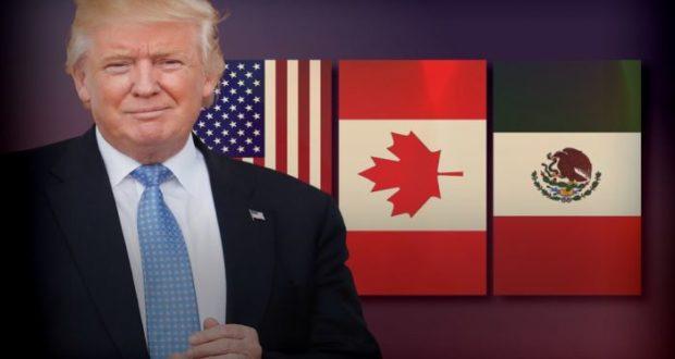 """Estados Unidos manda """"píldoras envenenadas"""" para negociar TLCAN, debido a las propuestas que han presentado los representantes del gobierno de Donald Trump."""