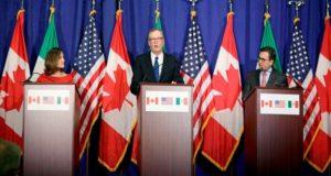 Más cercano un acuerdo bilateral de México y Canadá que un TLCAN sólido, esto sería la principal conclusión de la cuarta ronda de negociaciones.