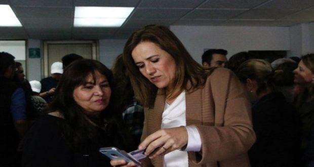 Entre molestias, Zavala despide a personal que reunió firmas para candidatura