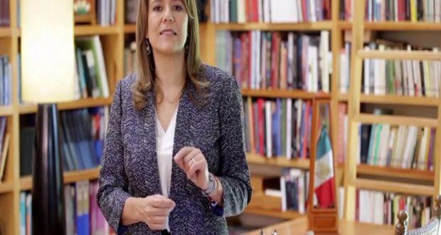 Margarita Zavala renuncia al pan y va por la candidatura independiente