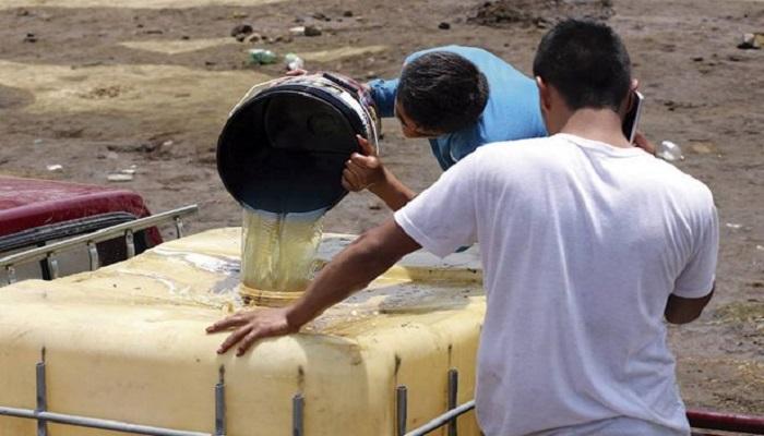 robos de huachicol en México