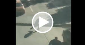 Graban el momento en que el atacante de Nueva York fue arrestado