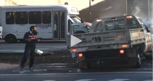 Atropello múltiple deja 8 muertos en Nueva York