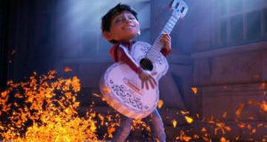 Coco es todo un éxito en salas de cine mexicanos