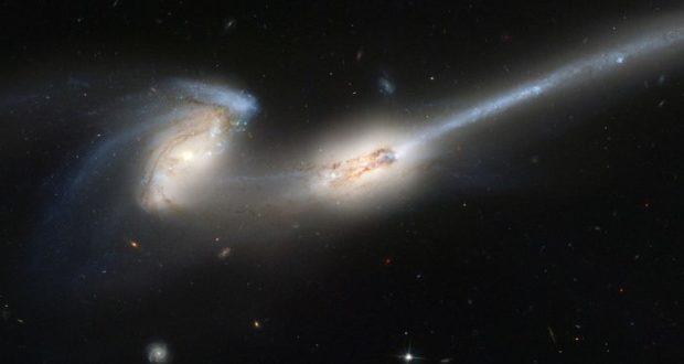 Logran captar la fusión de una galaxia ocurrida hace 12 mil millones de años [Video]