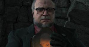 Guillermo del Toro Hideo Kojima Death Stranding