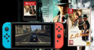 Rockstar Games notifica que el juego tendrá un peso excesivo para la consola de Nintendo Switch, por lo que se recomienda comprar una tarjeta microSD para expandir la memoria del dispositivo.
