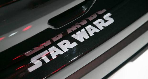 Nissan presenta una edición especial de su modelo Kicks, tomado de inspiración de la franquicia de Star Wars.