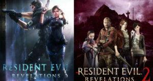Se revela el tráiler oficial de lanzamiento de Resident Evil Revelations 1 & 2 para el Nintendo Switch.