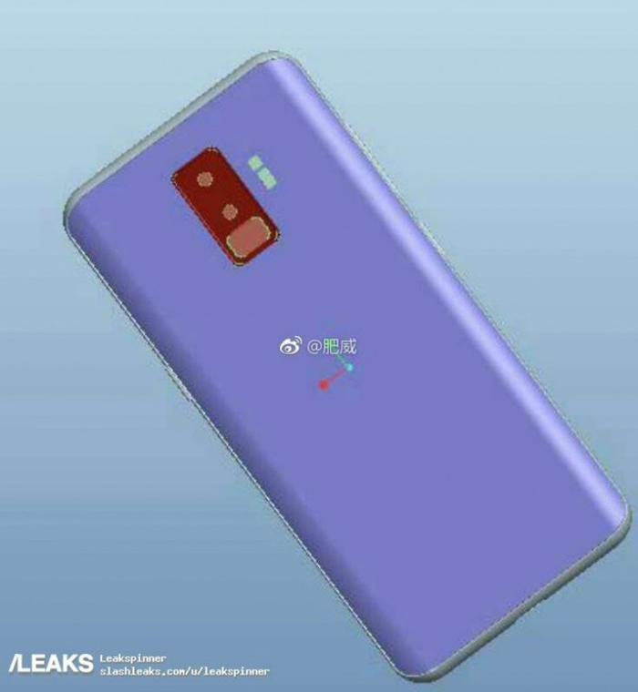 Se filtran imágenes de lo que posiblemente sea el Samsung Galaxy S9