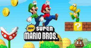 Unversal Studios está por cerrar un trato con Nintendo para producir una película animada de Super Mario Bros.