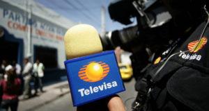 Camarografo y reportero de Televisa