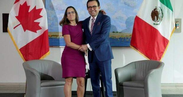 La relación entre México y Canadá es sólida pero podría cambiar si no se moderniza el TLCAN