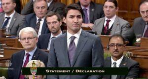 Gobierno de Canadá ofrece disculpas por represión contra miembros de la comunidad LGBT